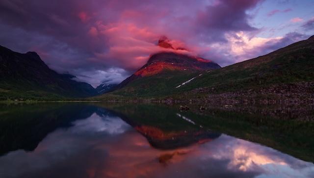 «Норвегия» - самое красивое путешествие по северному королевству