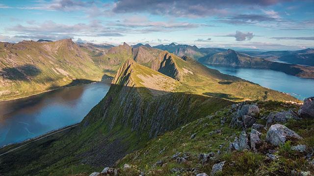 Видео «Норвегия» - самое красивое путешествие по северному королевству