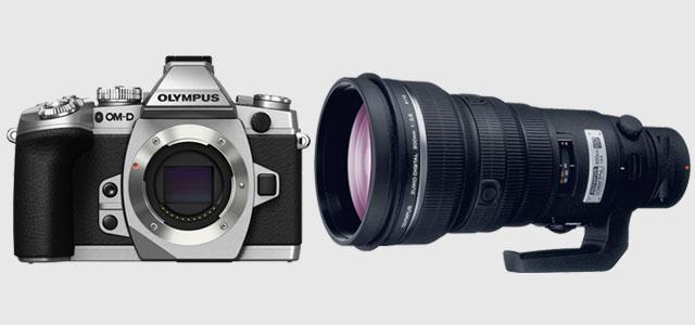 Olympus: 7898 долларов - kit