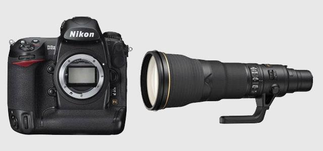 Nikon: 24 896 долларов - kit