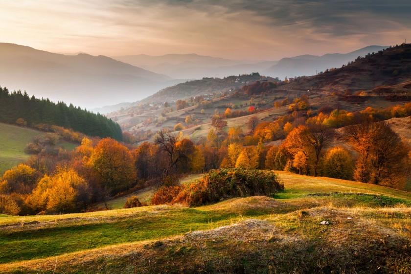 Пейзажная фотография Евгения Динева