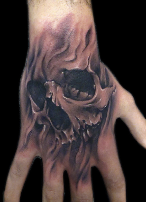 Татуировки на руках - 45 разнообразных примеров