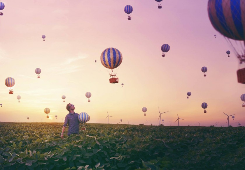 Концептуальный сюрреализм в фотографиях Джоэла Робинсона