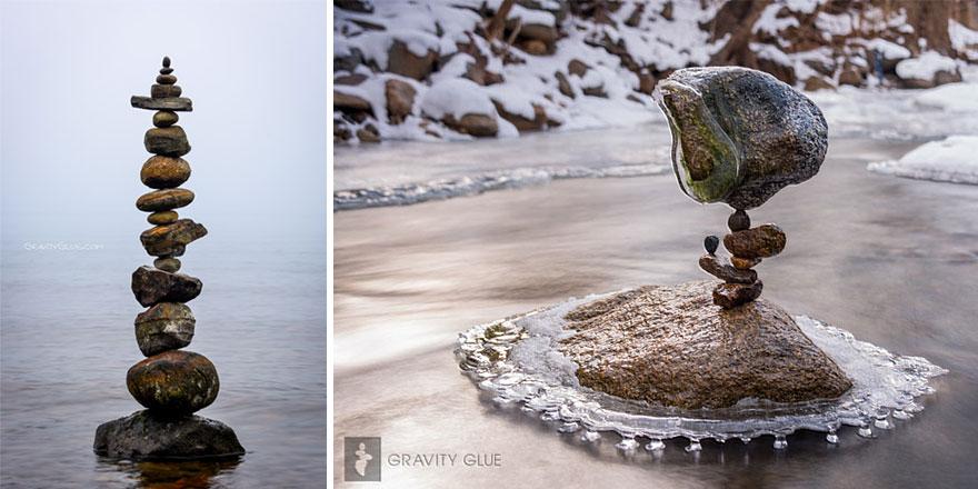 Медитирующие камни Майкла Грэба - 15