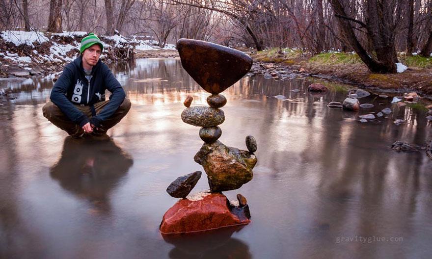 Медитирующие камни Майкла Грэба - 1