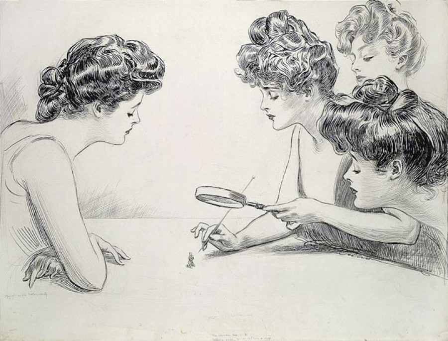 1895: Девушки Гибсона