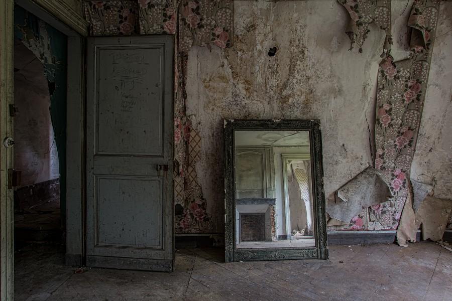 Заброшенные места, от которых мурашки по коже - 30 фотографий - 13