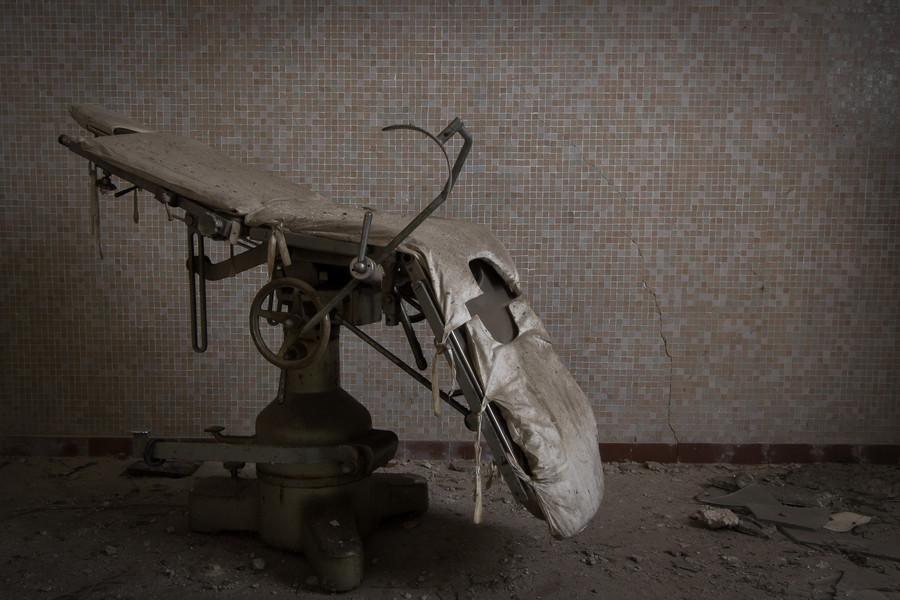 Заброшенные места, от которых мурашки по коже - 30 фотографий - 3