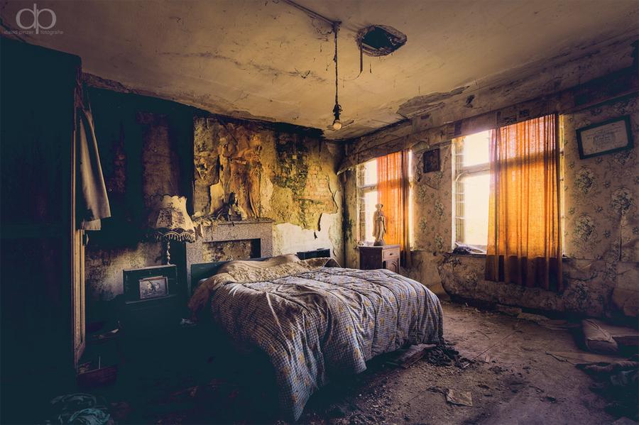 Заброшенные места, от которых мурашки по коже - 30 фотографий - 27