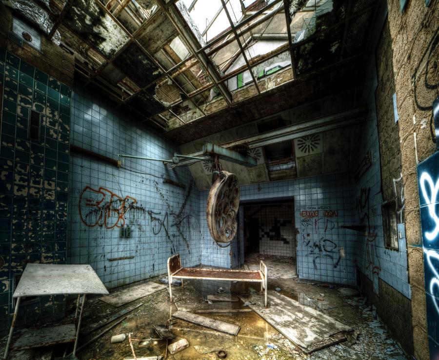 Заброшенные места, от которых мурашки по коже - 30 фотографий - 7