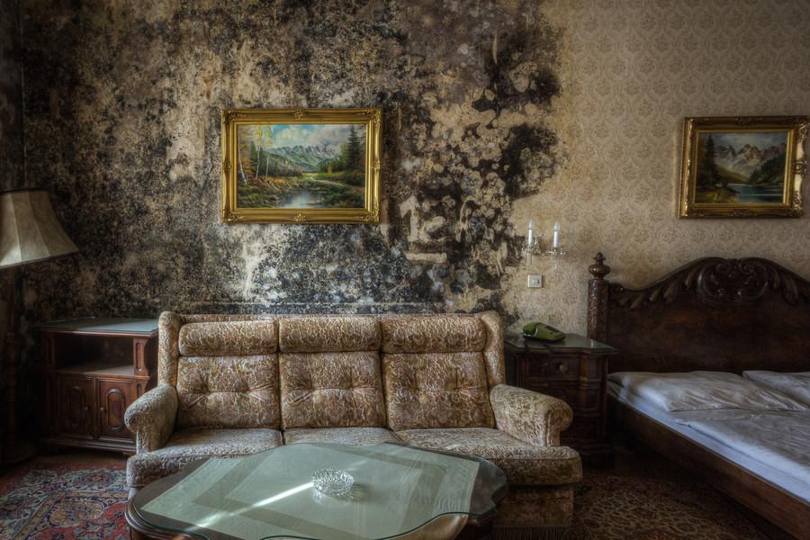 Заброшенные места, от которых мурашки по коже - 30 фотографий - 22