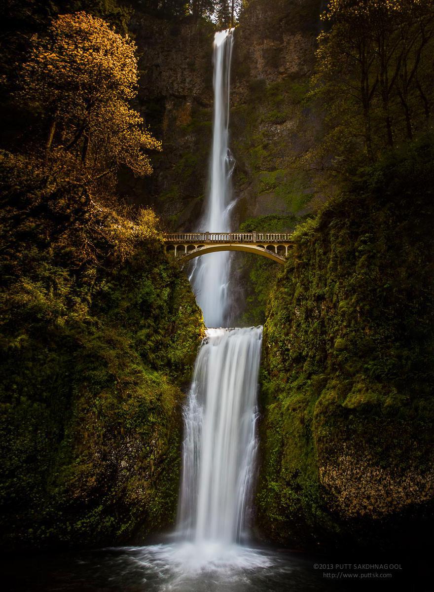 Старинные загадочные мосты со всего мира - 40 фото - 9
