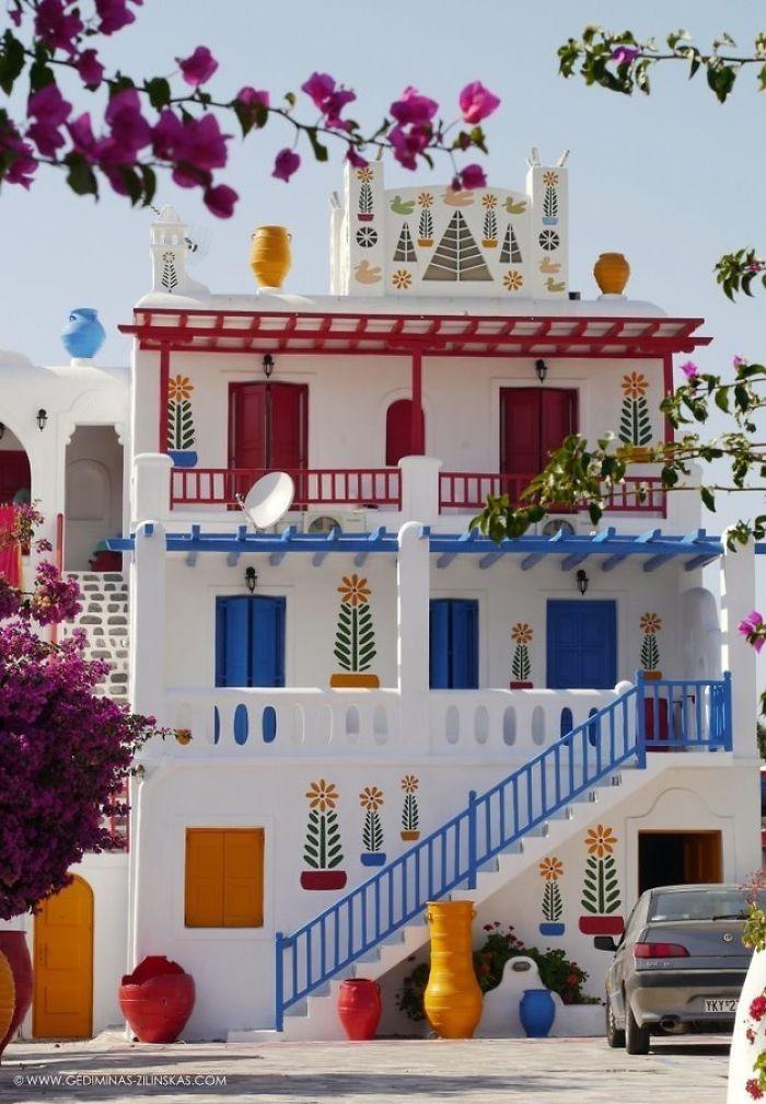 Самые красочные здания в мире - 29 фотографий - 10