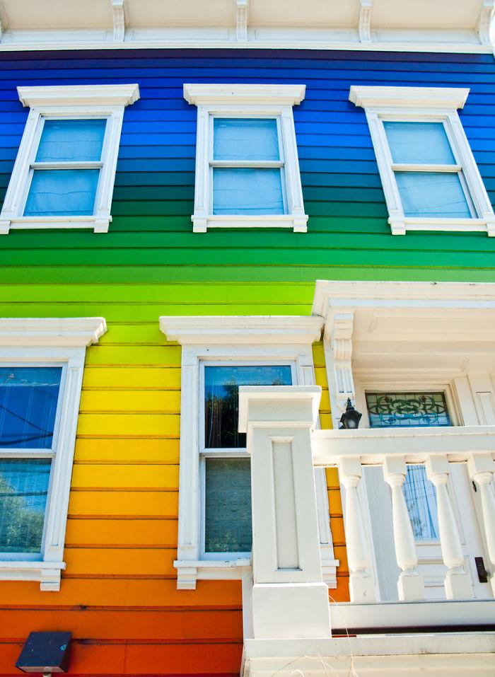 Самые красочные здания в мире - 29 фотографий - 11