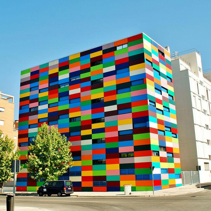 Самые красочные здания в мире - 29 фотографий - 12