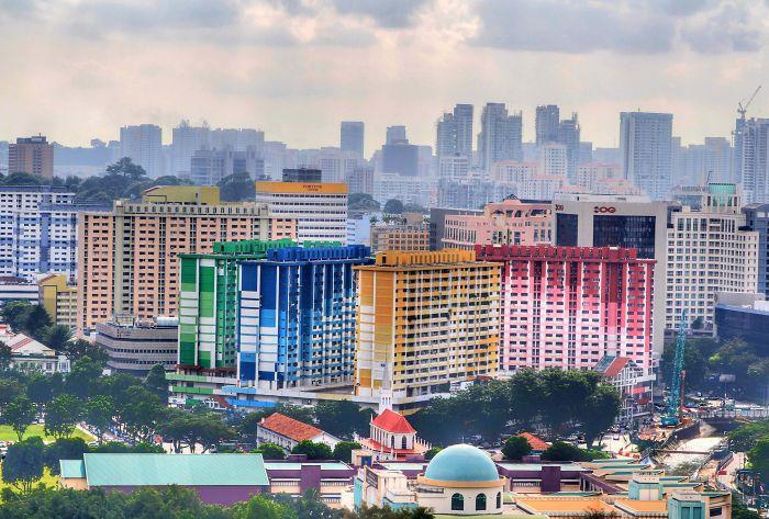 Самые красочные здания в мире - 29 фотографий - 15