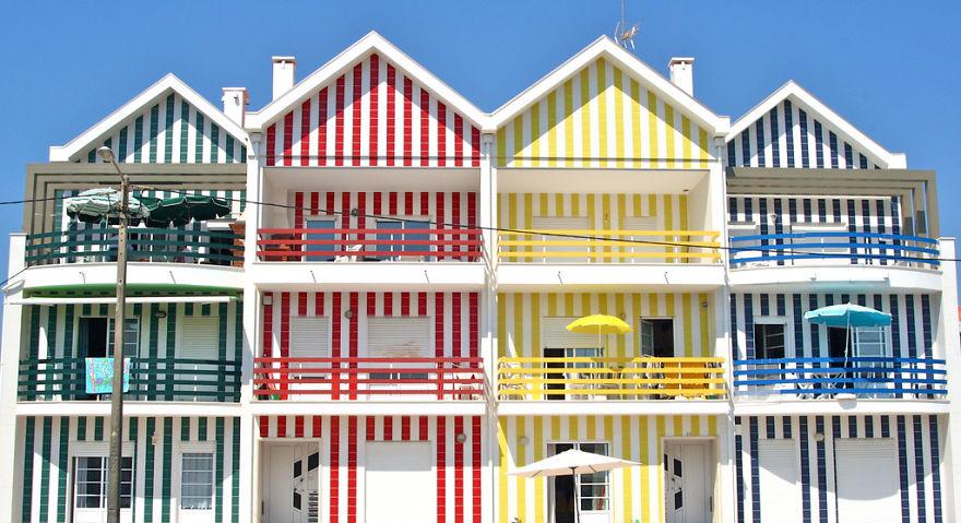 Самые красочные здания в мире - 29 фотографий - 17