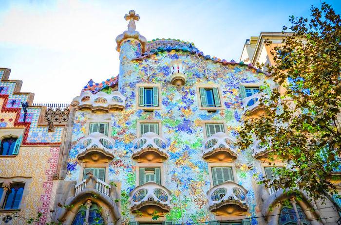 Самые красочные здания в мире - 29 фотографий - 18