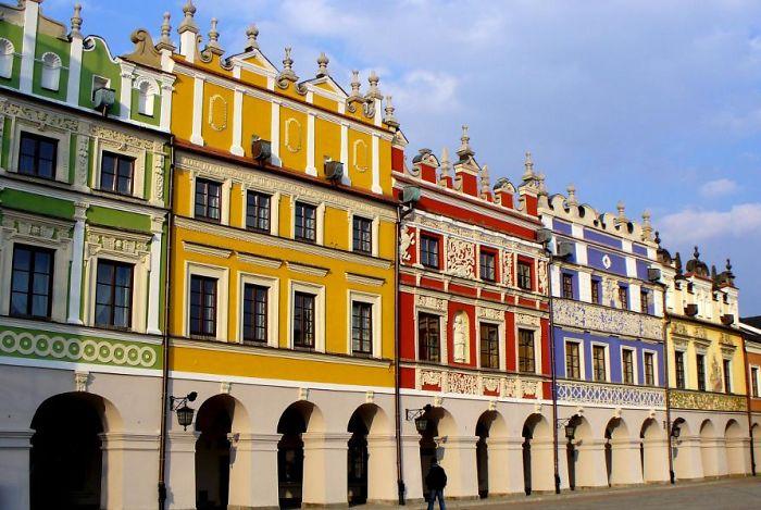 Самые красочные здания в мире - 29 фотографий - 20
