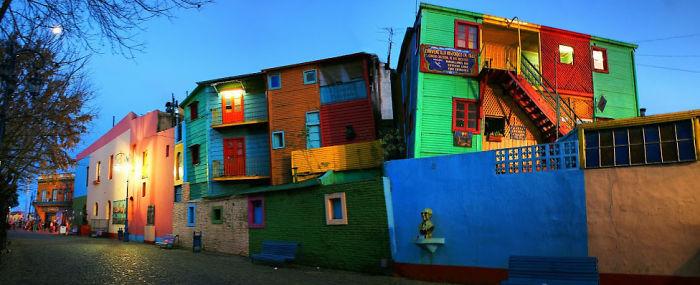 Самые красочные здания в мире - 29 фотографий - 22