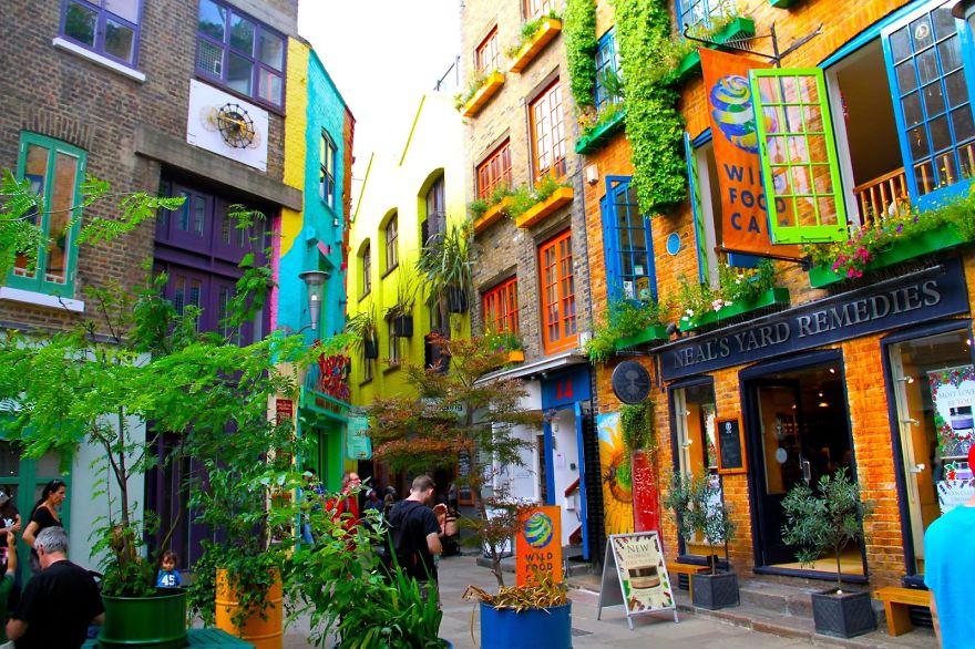 Самые красочные здания в мире - 29 фотографий - 25