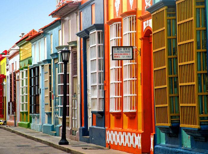 Самые красочные здания в мире - 29 фотографий - 27