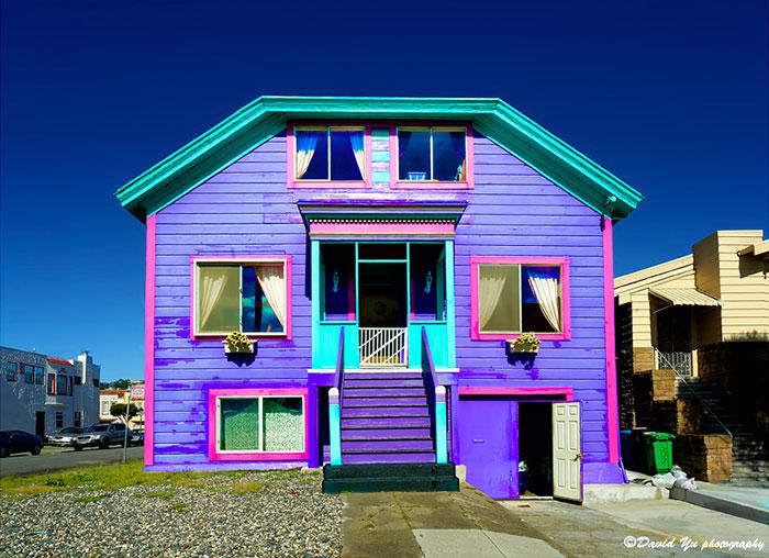 Самые красочные здания в мире - 29 фотографий - 28