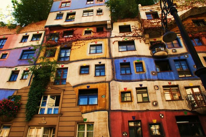 Самые красочные здания в мире - 29 фотографий - 5