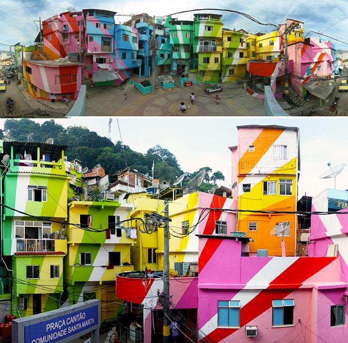 Самые красочные здания в мире - 29 фотографий - 7
