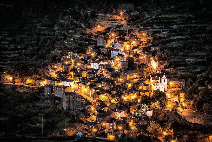 Пиодан (Piodao), историческая деревня Португалии