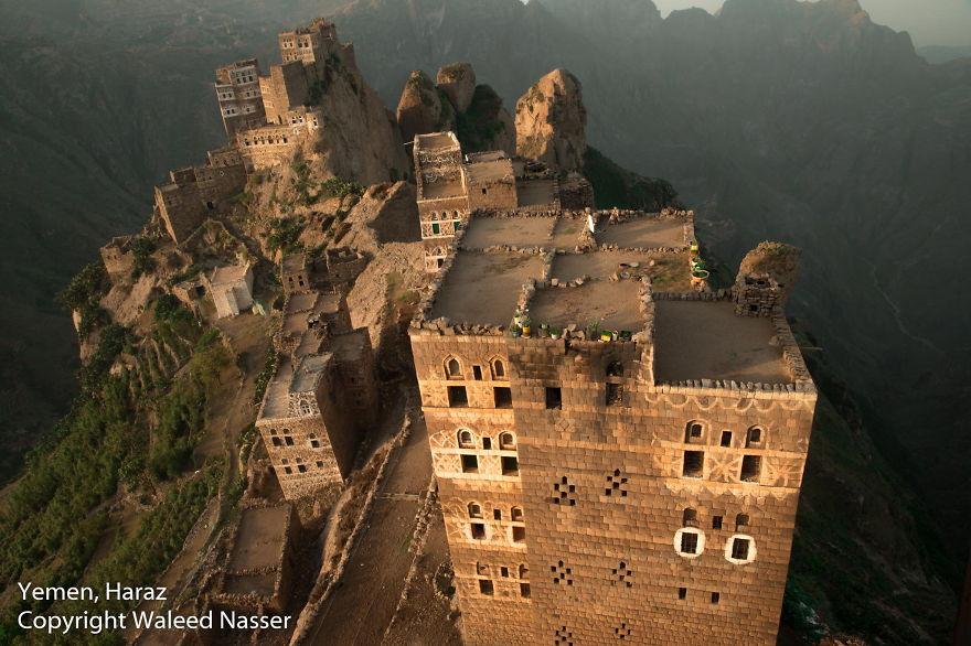 В горах Хараз, Йемен