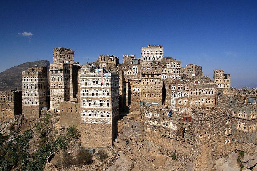 Аль Хаджара, Йемен