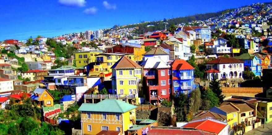Вальпараисо, Чили