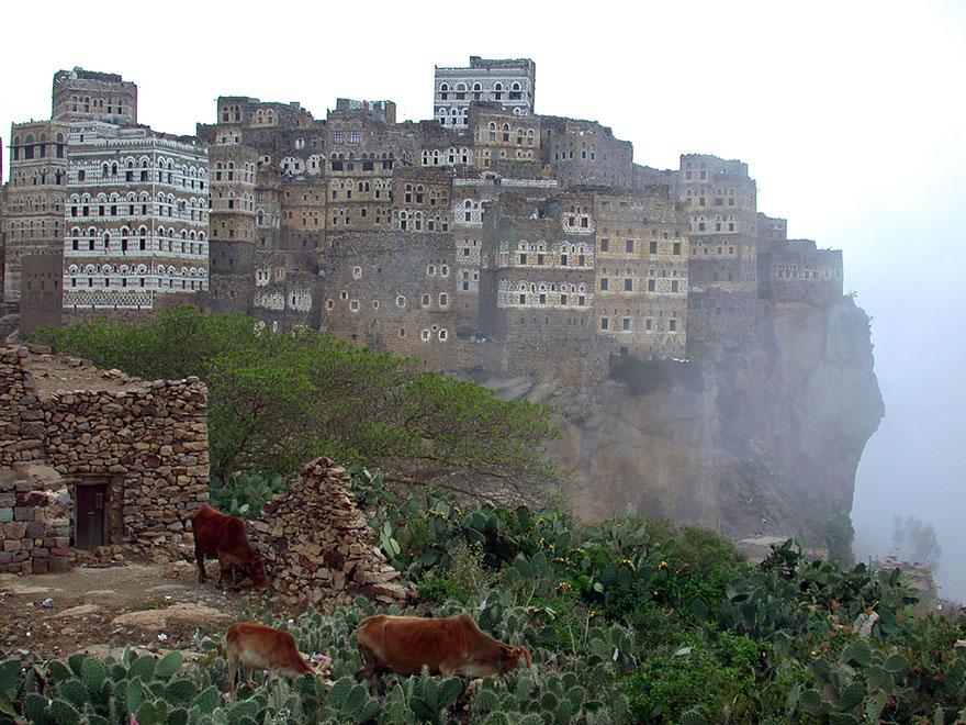 Эль-Хаджера, Йемен
