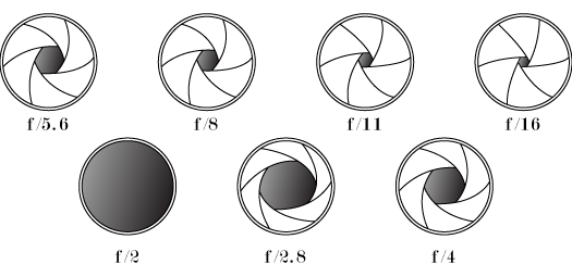 diafragma f