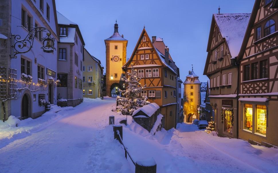 Ротенбург-на-Таубере, Германия