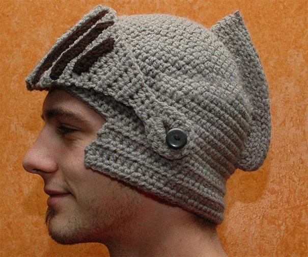 33 крутые вязаные шапки,