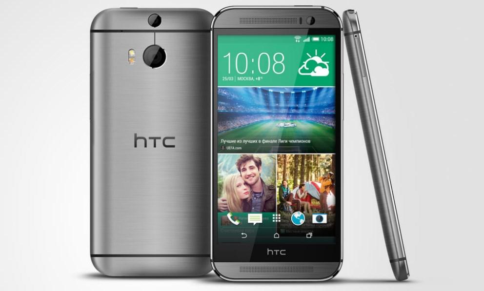 Смартфон с лучшим дизайном и звуком: HTC One M8