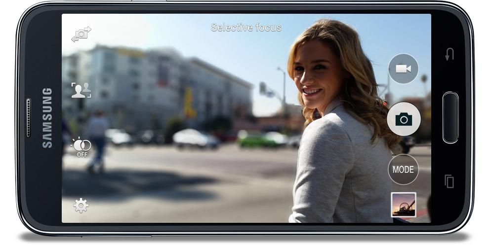Самый лучший смартфон: Samsung Galaxy S5
