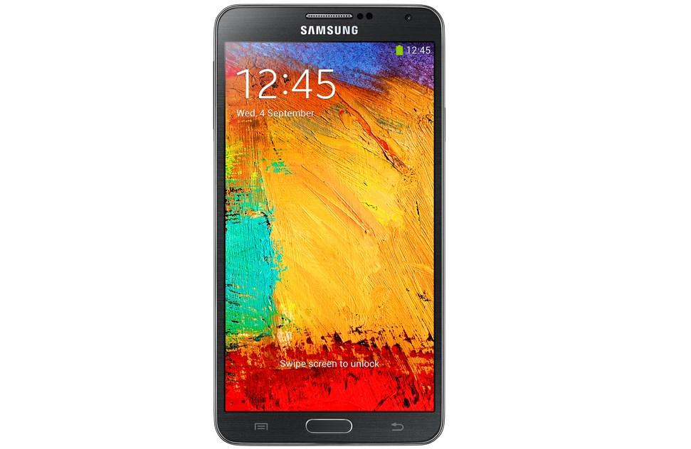 Лучший смартфон с большим экраном: Samsung Galaxy Note 3