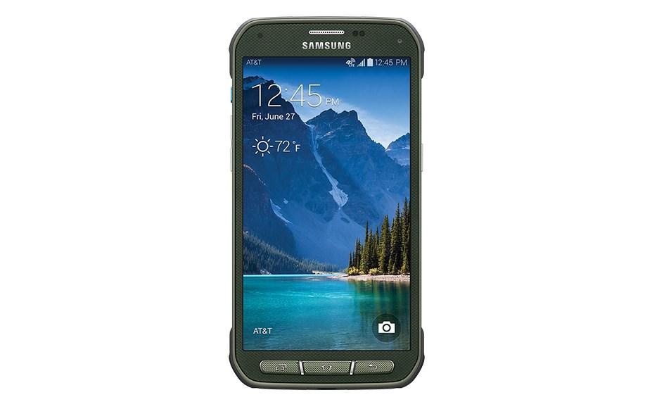 Лучший водонепроницаемый и противоударный смартфон: Samsung Galaxy S5 Active
