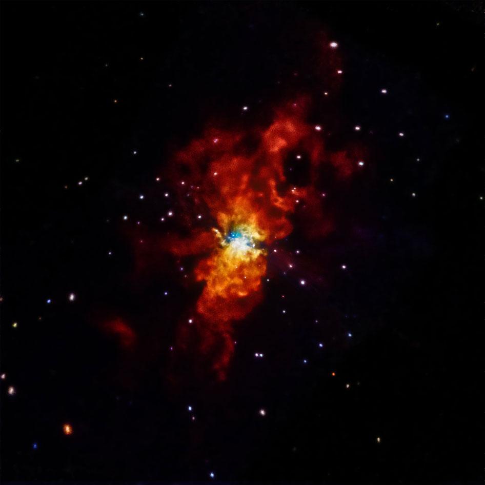 Голос Вселенной. Потрясающая запись космических звуков от NASA