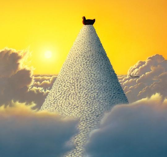 Многогранные иллюстрации Джерри Лофаро-20