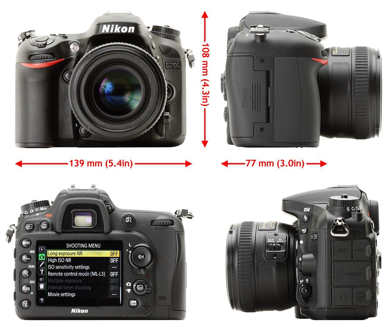 Сравнение фотоаппаратов pentax k 3 и nikon