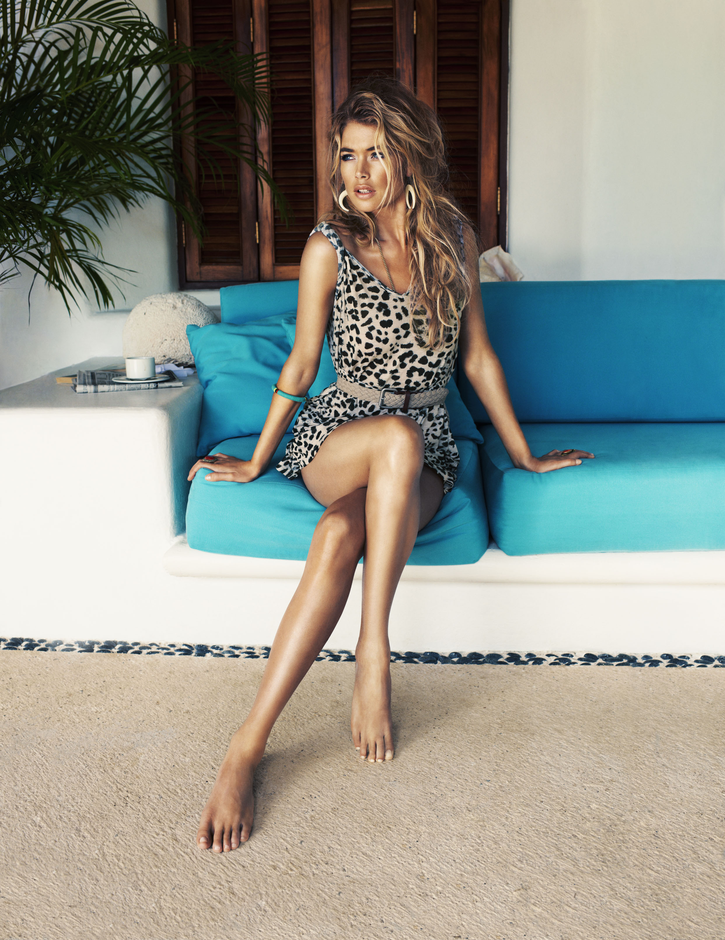 Doutzen-Kroes-HM-swimwear-1