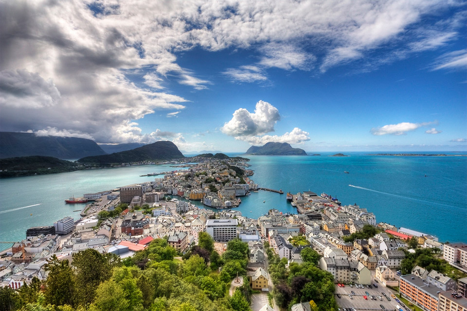 aalesund-norway