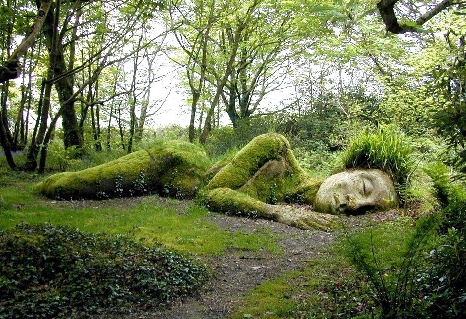 Фотографии самых красивых парков в мире.