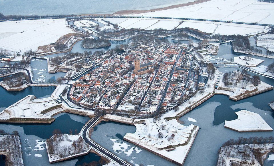 fort-bourtange-at-winter-holland