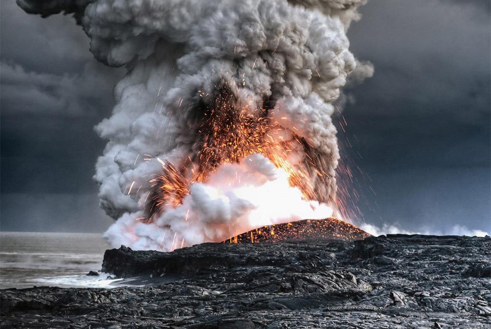 Извержения вулкана килауэа в 2011 году