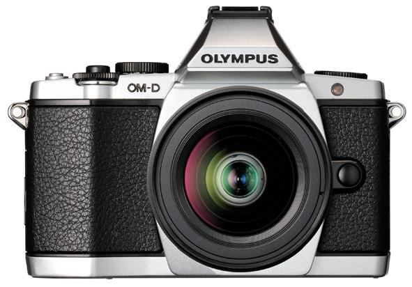 Olympus OM-D E-M5 получила